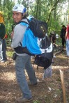 Hiking Guatemala, Backpacker